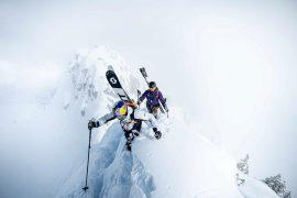 SCOTT partner di Freeride Academy: 18 giorni di Freeride lungo l'arco alpino per affrontare la montagna con preparazione e competenza.